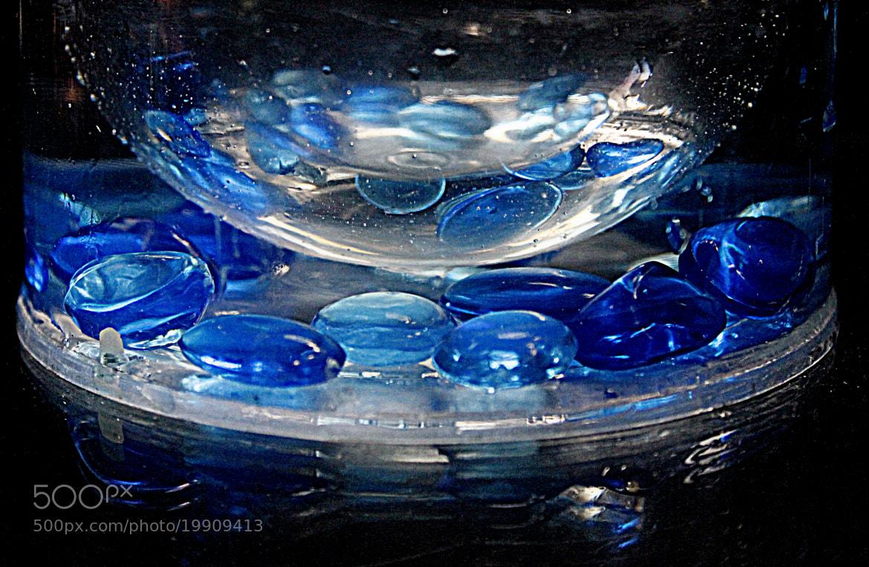 Photograph Blue by Raquel Camurasiquel on 500px