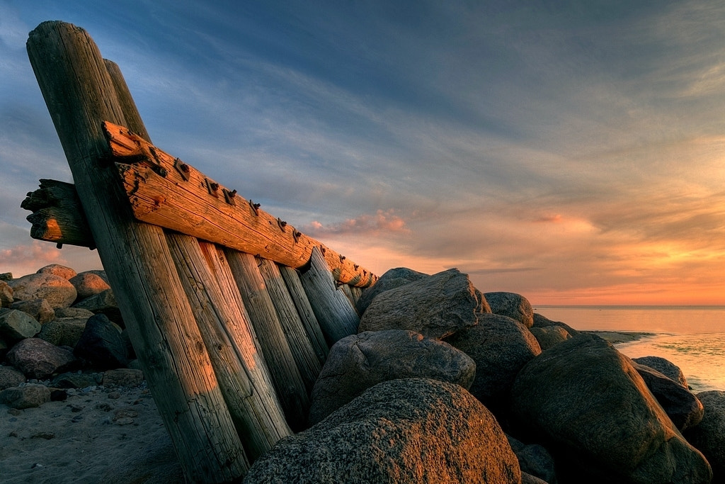 Photograph Breakwater by John Nyberg on 500px