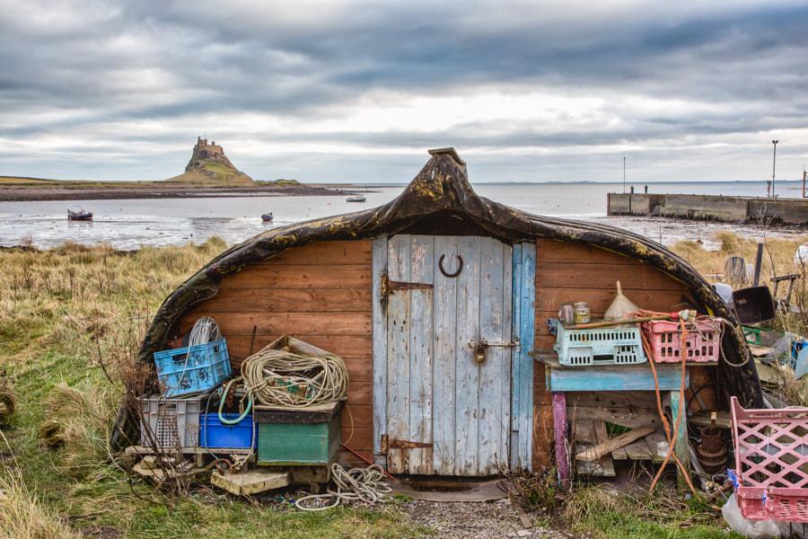 Lindisfarne hut
