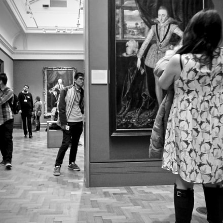 National Portrait Gallery, Central, Sony DSC-RX100M4, Sony 24-70mm F1.8-2.8