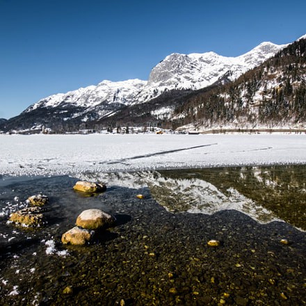 View of Lake Grundlsee, Nikon D5300, Sigma 10-20mm F3.5 EX DC HSM