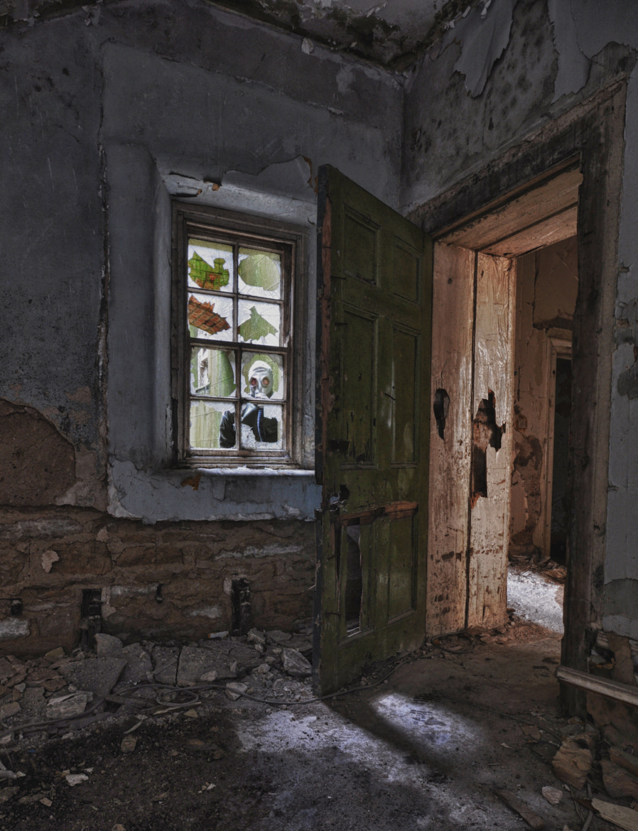 Photograph Door Ajar Warning by Adam Johnson on 500px