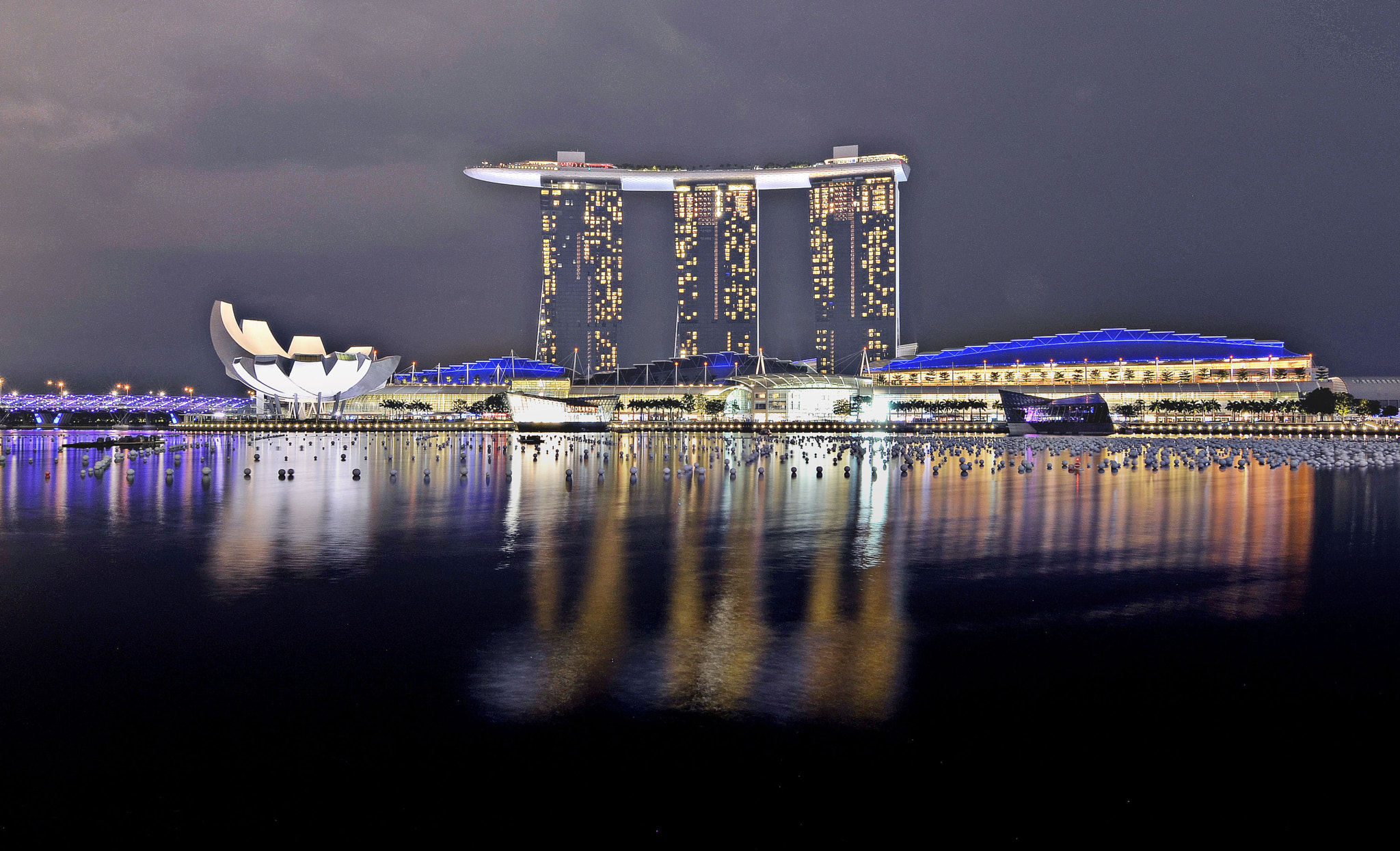 Photograph Marina Bay Sands Singapore#2 by S e i n on 500px