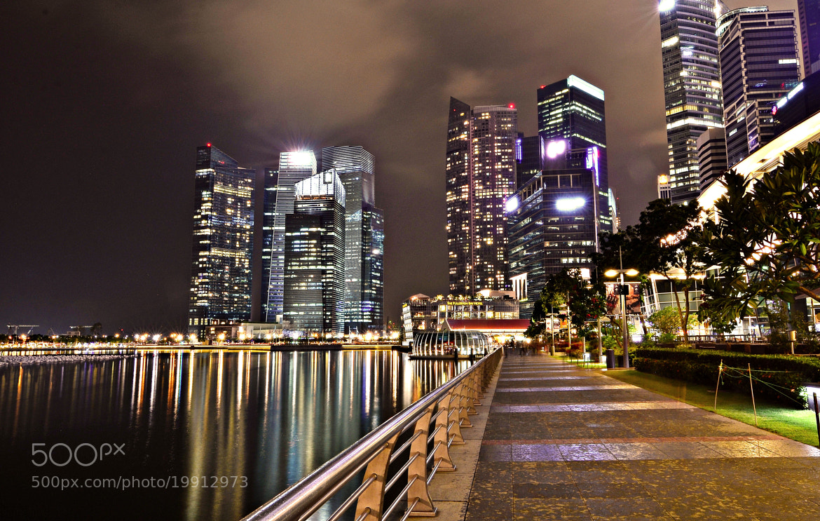 Photograph Marina Bay Sands Singapore#3 by S e i n on 500px