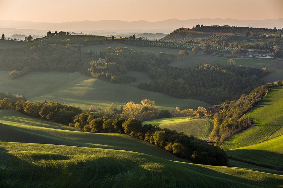 Photograph Tuscan Light by Hans Kruse on 500px