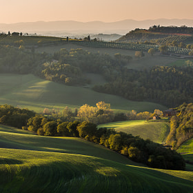 Tuscan Light by Hans Kruse (hanskrusephotography)) on 500px.com