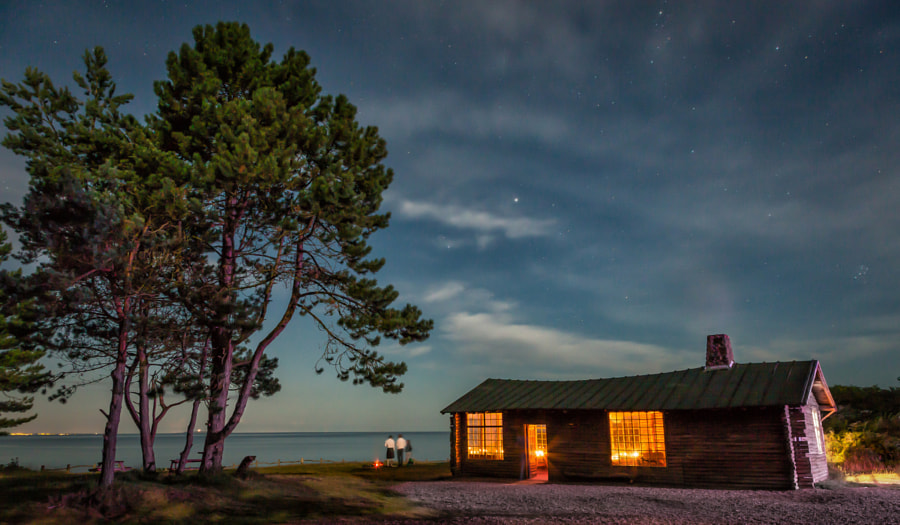 Ravensheugh Log Cabin