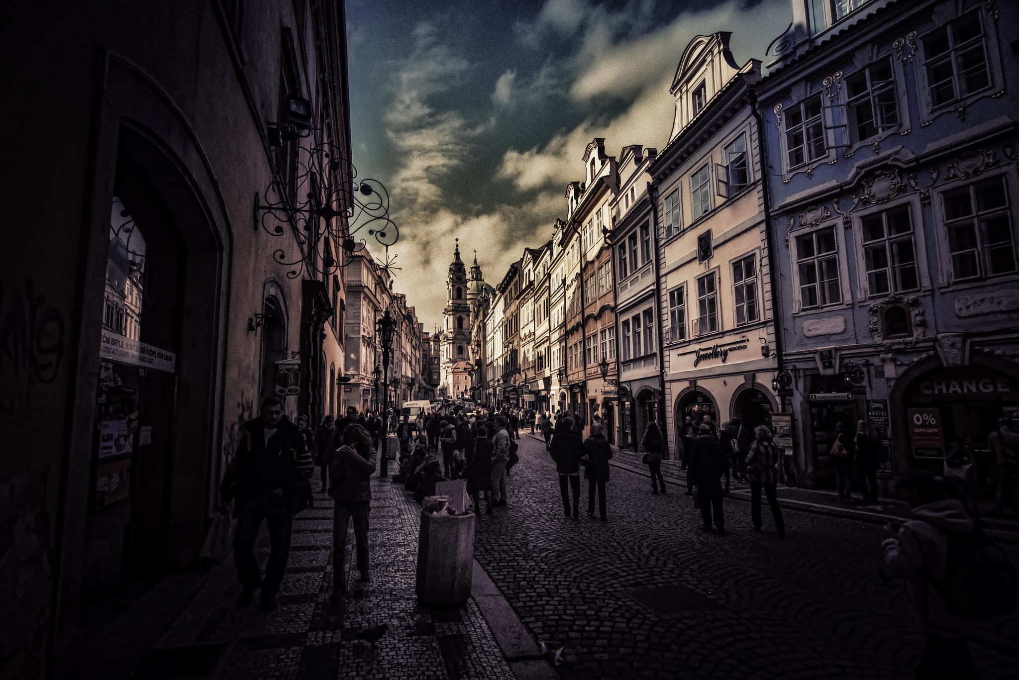 Photograph Side Streets by Todd Leckie on 500px