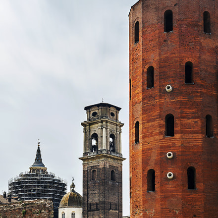 Historical buildings in Turin, Sony SLT-A58, Tamron SP AF 17-50mm F2.8 XR Di II LD Aspherical [IF]