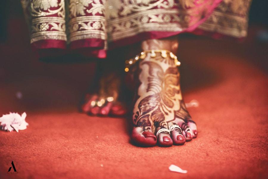 journey of thousand miles begians with the single by Avismita Bhattacharyya on 500px.com