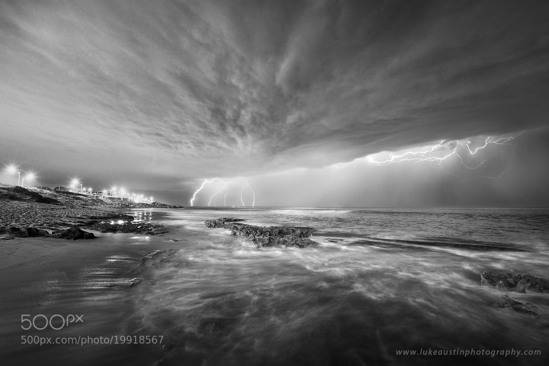 Photograph Angry Skies by Luke Austin on 500px