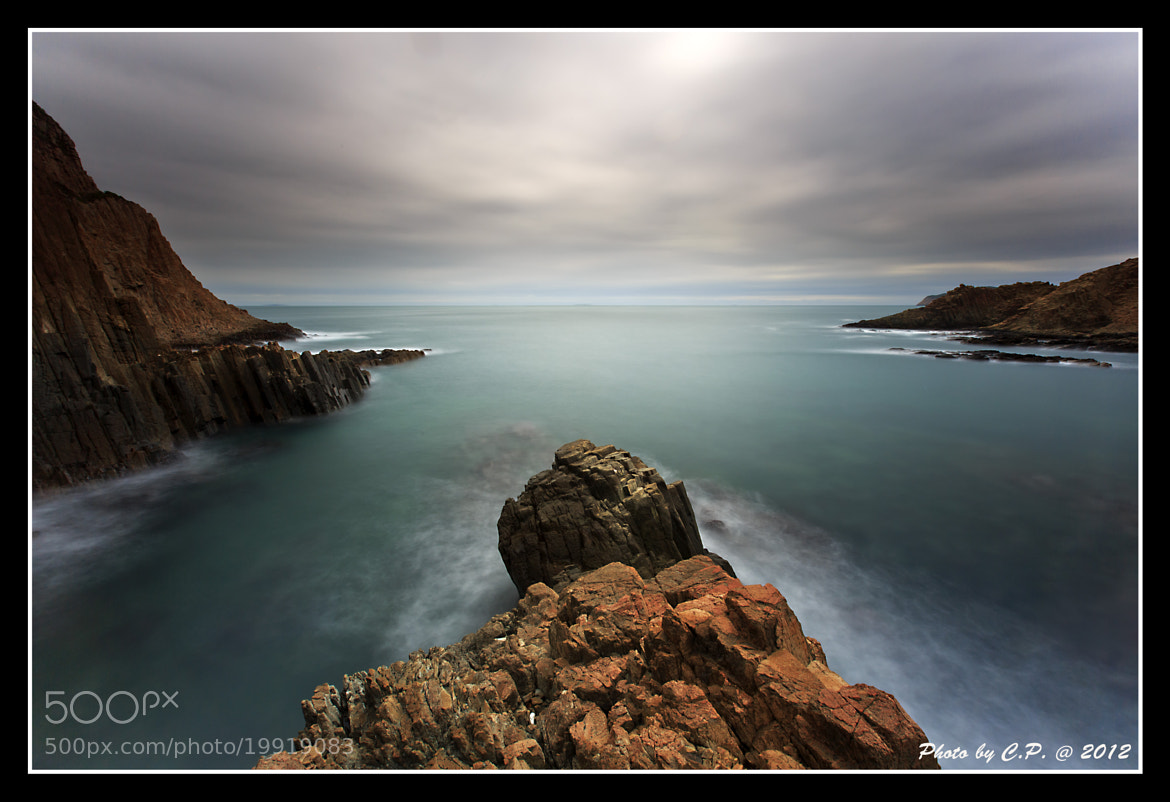 Photograph Silence Bay by Cp Cheng on 500px