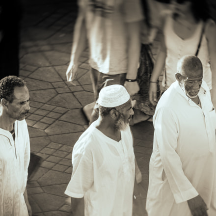Bedouines in Marrakesh, Canon EOS 650D, Tamron AF 18-270mm f/3.5-6.3 Di II VC LD Aspherical [IF] Macro