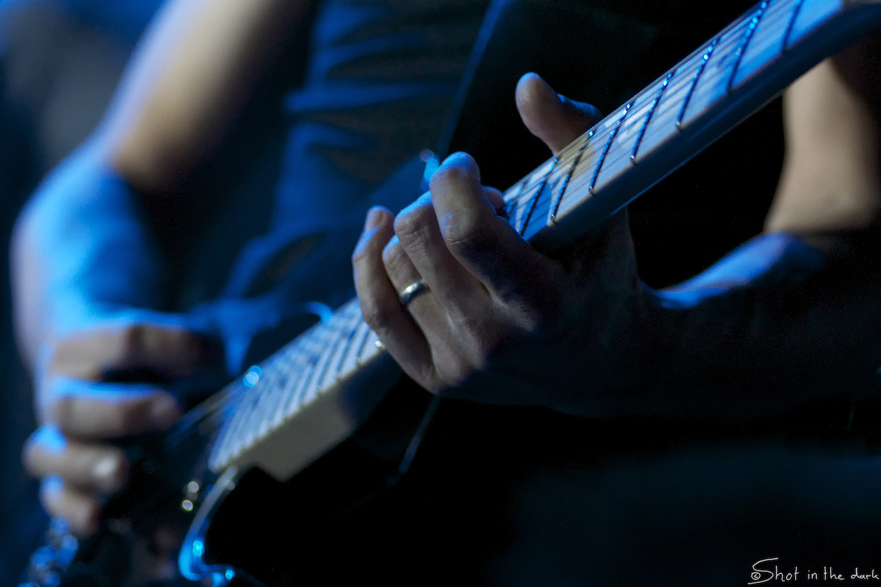 Photograph Guitar play by Peter Bijsterveld on 500px