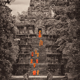 Monks descent by Mark Wycherley (Mark_Wycherley)) on 500px.com