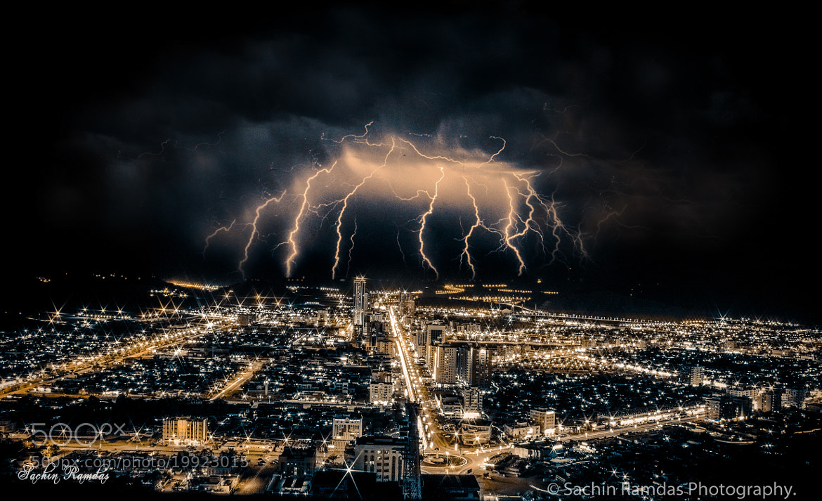 Photograph 4,000,000 Volts by Sachin Ramdas on 500px