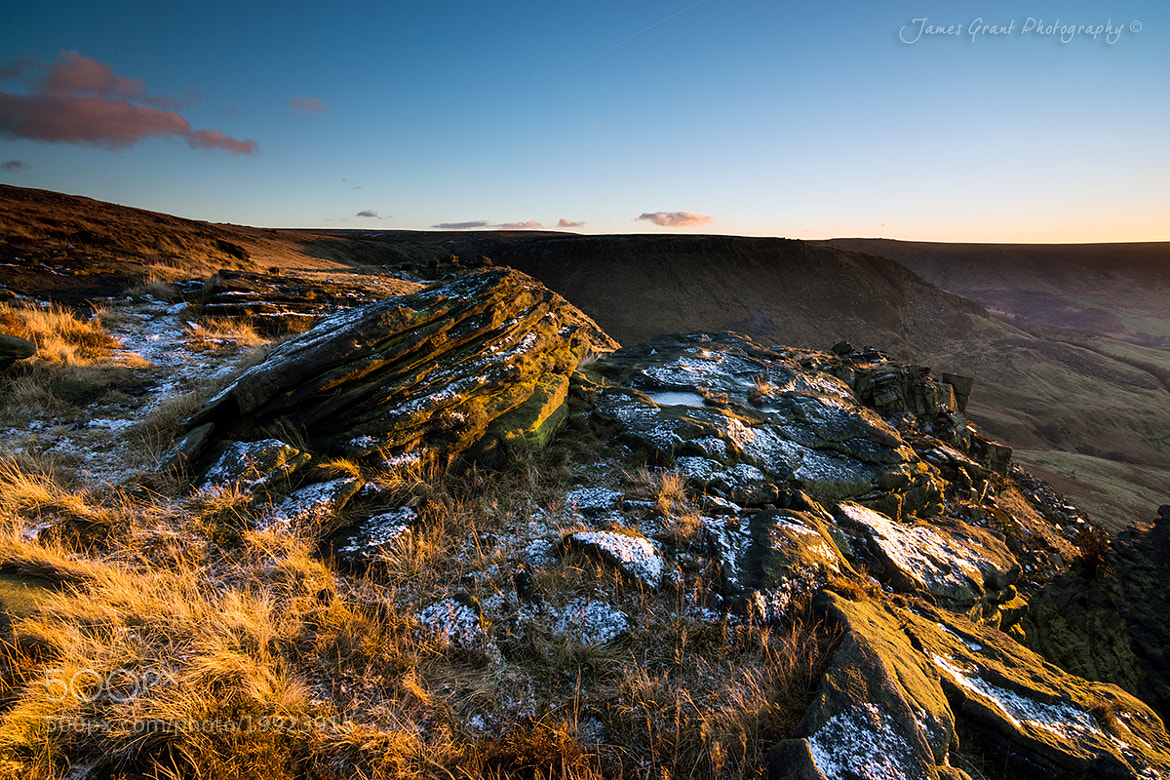 Photograph Ashway Rocks by James Grant on 500px