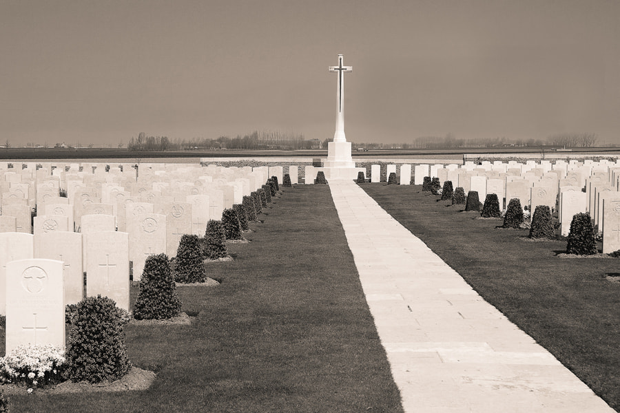 Photograph Ypres by Michel Depril on 500px