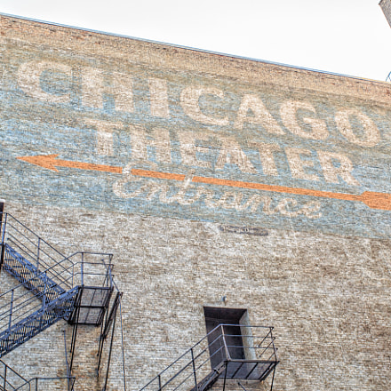 Hidden Old Chicago Theater, Canon EOS 6D, Canon EF 17-40mm f/4L