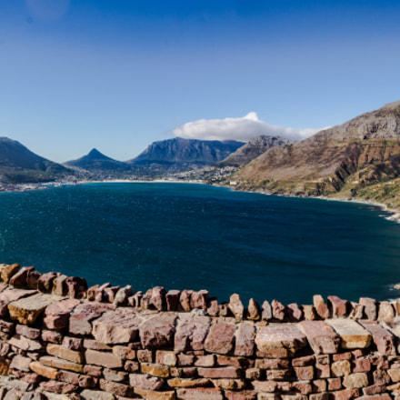 Table Mountain from the, Sony SLT-A55V, DT 11-18mm F4.5-5.6