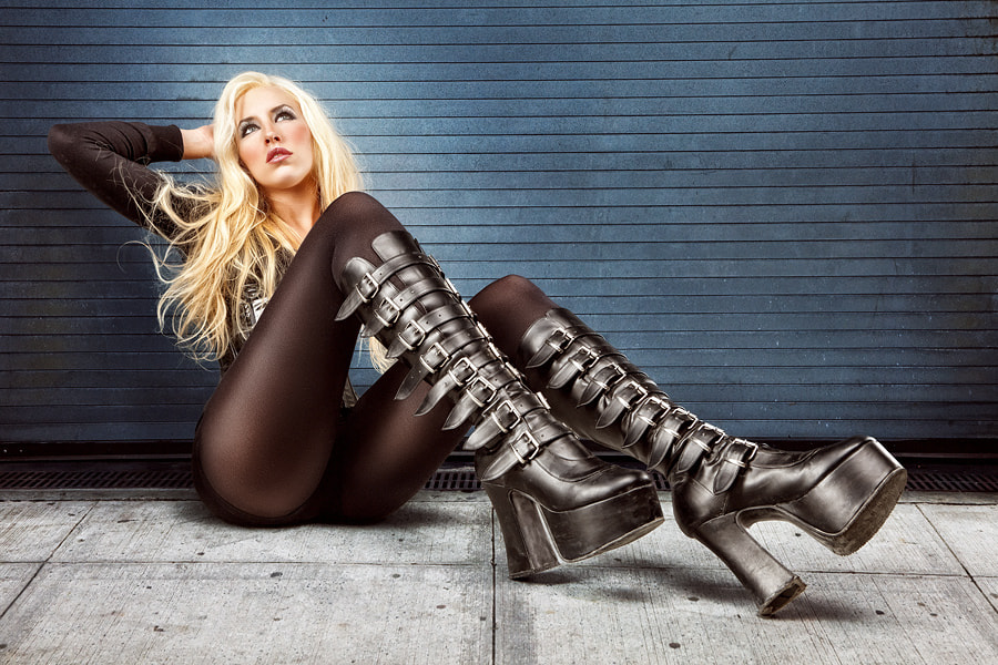 Photograph Puss In Boots by thinking pixels on 500px