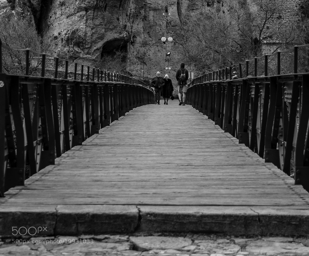 Photograph Puentes de Madera by Angel Mora on 500px