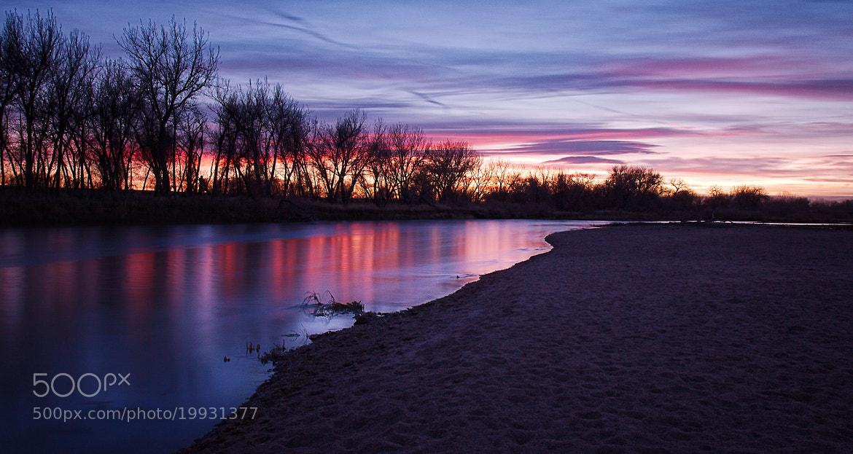 Photograph South Platte Dusk #2 by Johnny Gomez on 500px