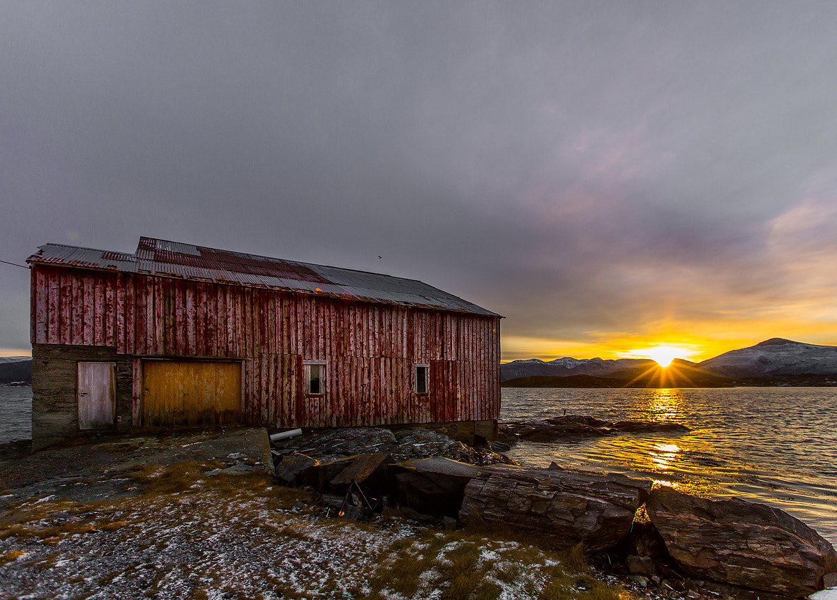 Photograph Old Boat house by Ove Bjerknes on 500px