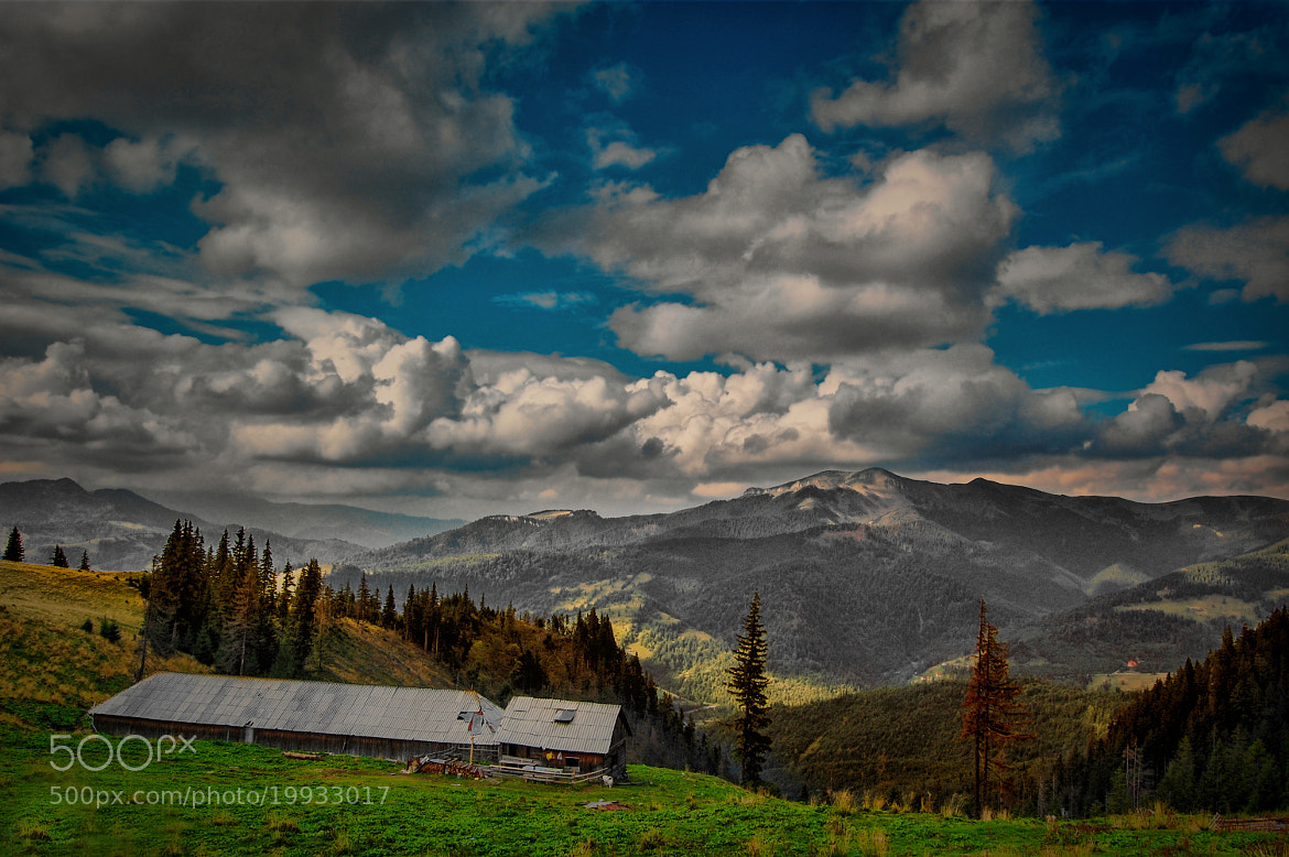 Photograph Mountains by Igas Marius on 500px