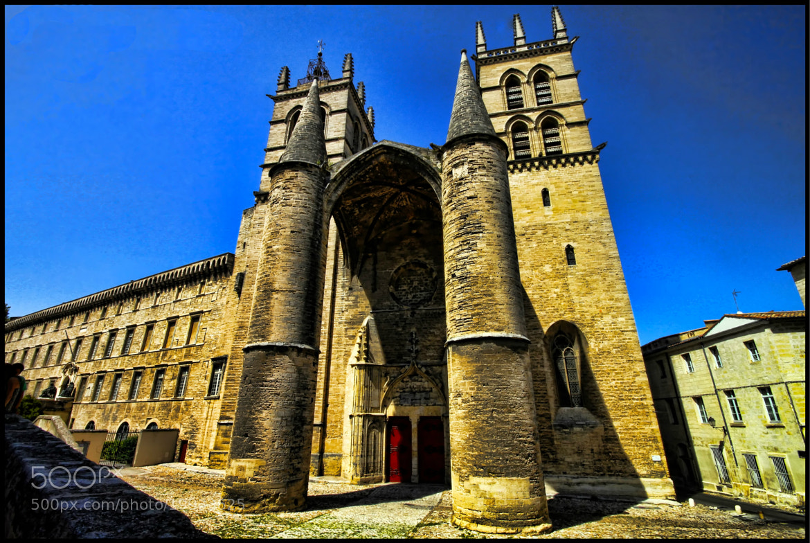 Photograph Medioeval Church  by Marco Caciolli on 500px