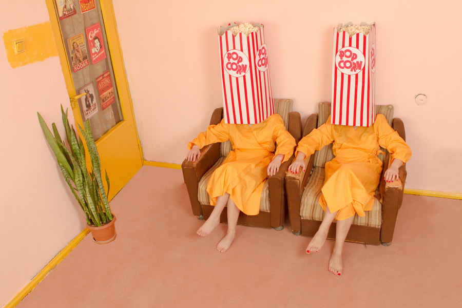 Pop corn series by Karen Khachaturov on 500px.com