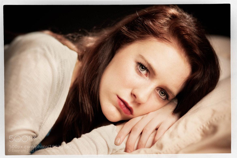 Photograph Portrait of Tara by Steven Dempsey on 500px