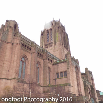 Liverpool Cathedral, Panasonic DMC-FZ72