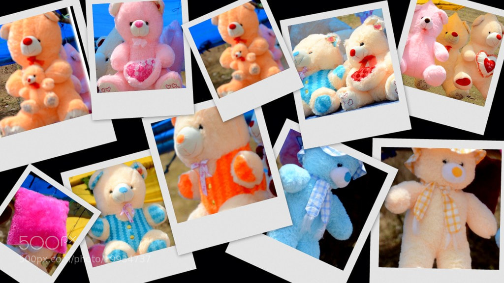 Photograph Soft Toys by Raj Dimitry on 500px