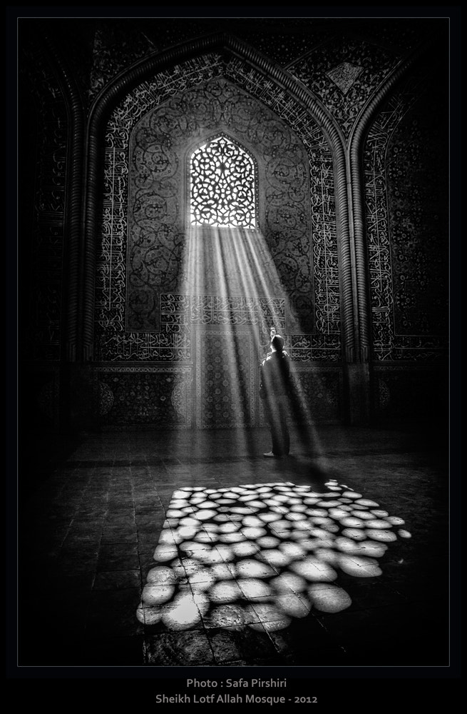 Photograph Sheykh Lotf Allah Mosque by safa pirshiri on 500px