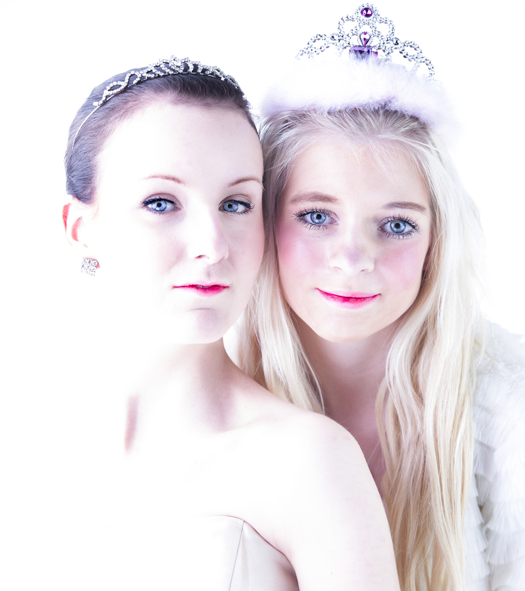 Photograph Princesses by Tor Anthonsen on 500px