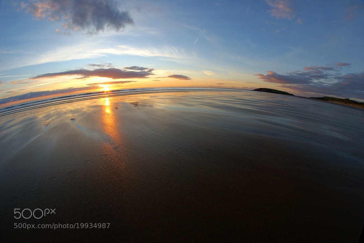 Photograph Gower Sunset by MinoltaD on 500px