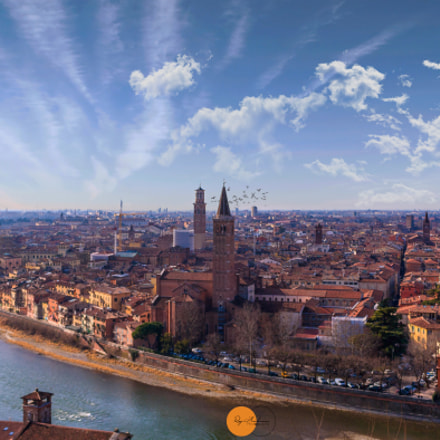 Verona, Italy, Canon EOS 750D, Canon EF-S 18-55mm f/3.5-5.6 IS STM