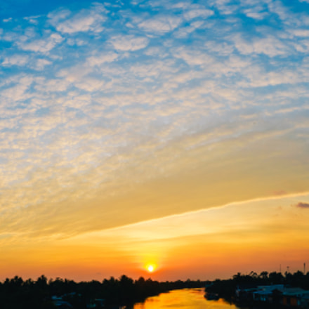 Sky, Canon EOS 6D, Canon EF 16-35mm f/4L IS USM
