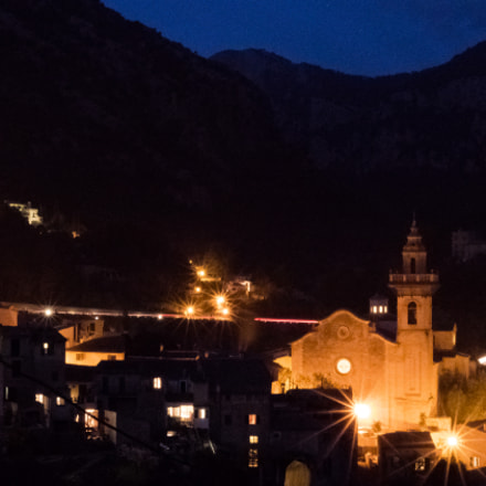 Valldemossa village , Canon EOS 750D, Canon EF-S 18-55mm f/3.5-5.6 IS STM