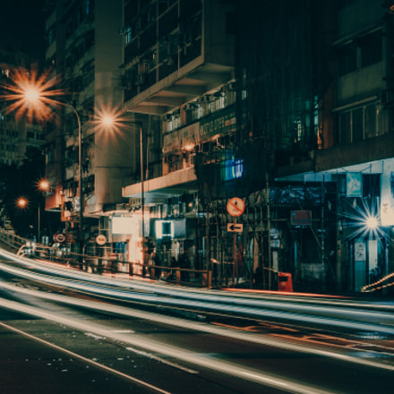 CITY LIGHTS, Canon EOS M3, Canon EF-M 15-45mm f/3.5-6.3 IS STM