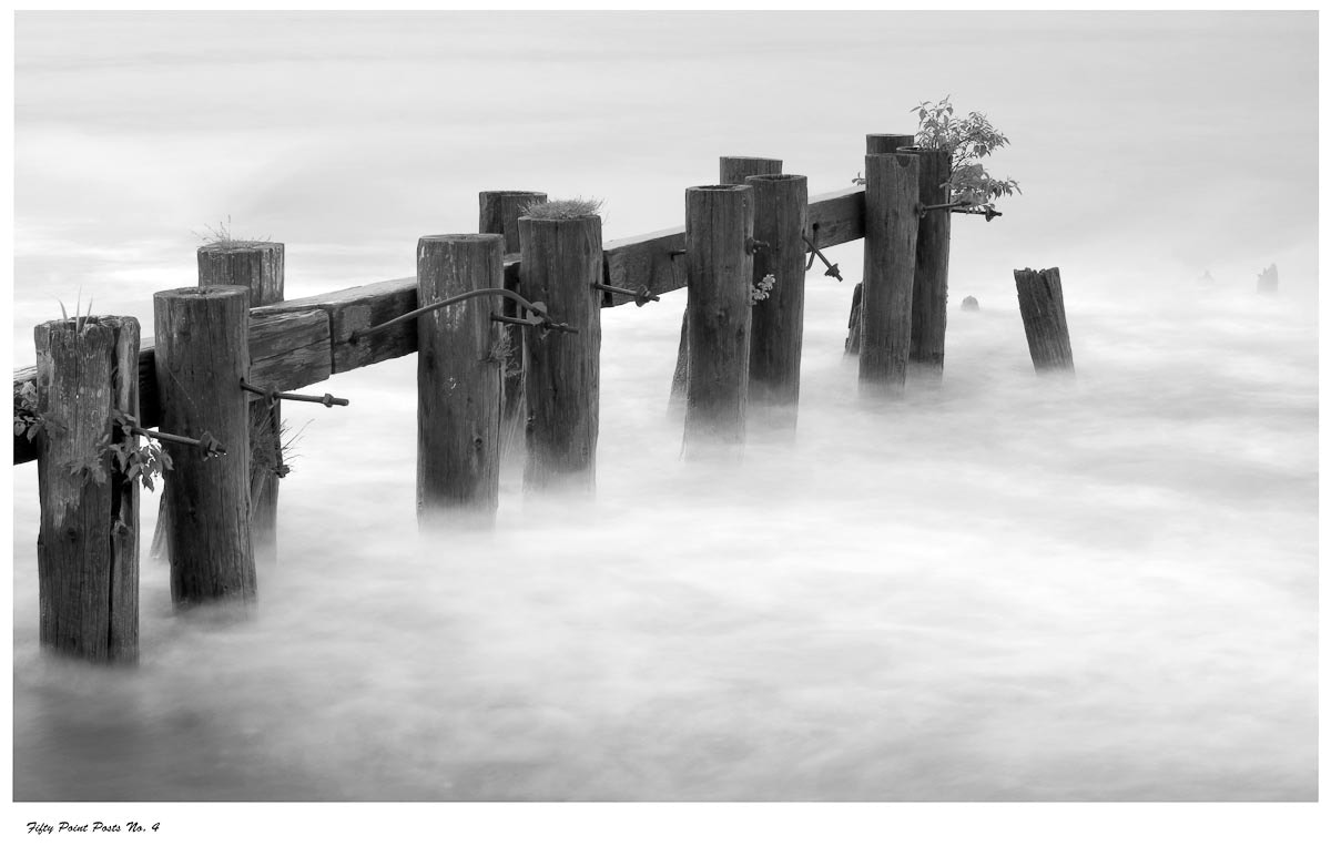 Photograph Fifty Point Posts No. 4 by Ort Baldauf on 500px