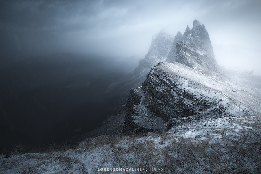 Overturned by landscape photographer Lorenzo Nadalini on 500px.com