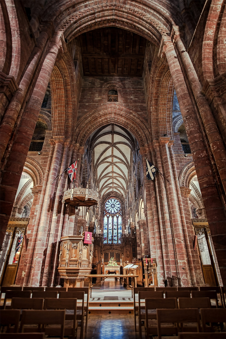 Photograph St Magnus Cathedral by Zain Kapasi on 500px