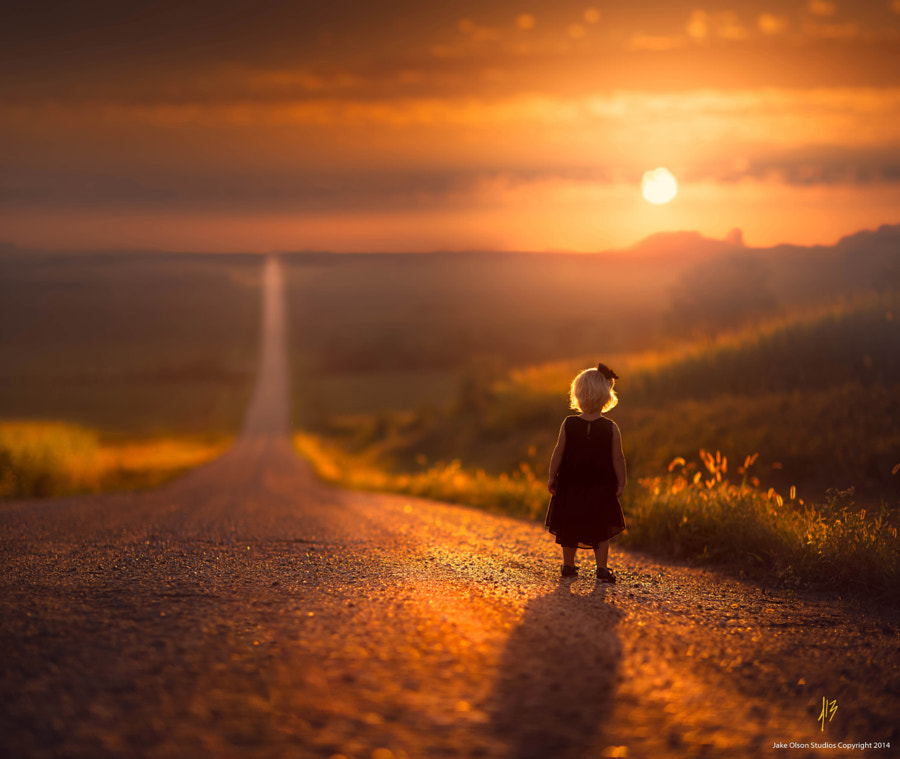 Last Light by Jake Olson Studios on 500px.com