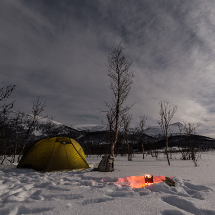 Oldervikdalen Camping, Canon EOS 6D, Canon EF 300mm f/2.8L