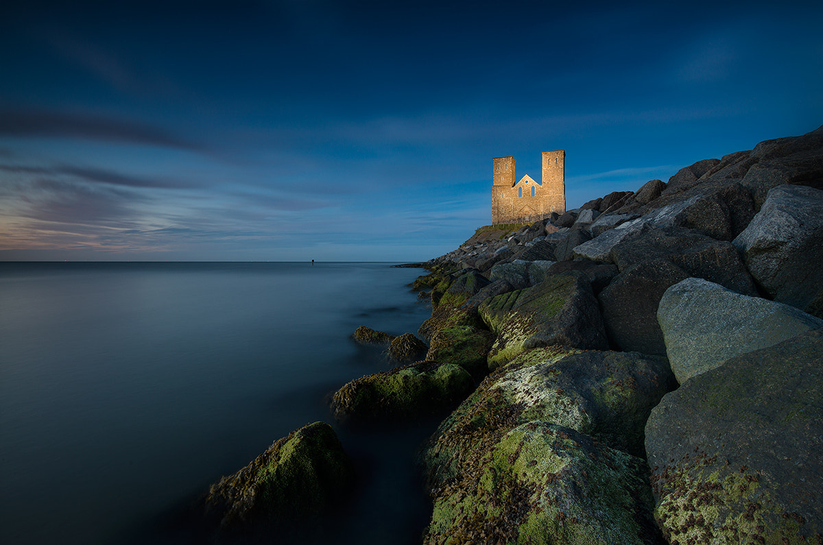 Photograph last wall standing by Mirek Galagus on 500px