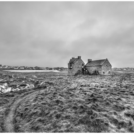 The House from Beg-A-Vir, Nikon D5100, Sigma 10-20mm F4-5.6 EX DC HSM