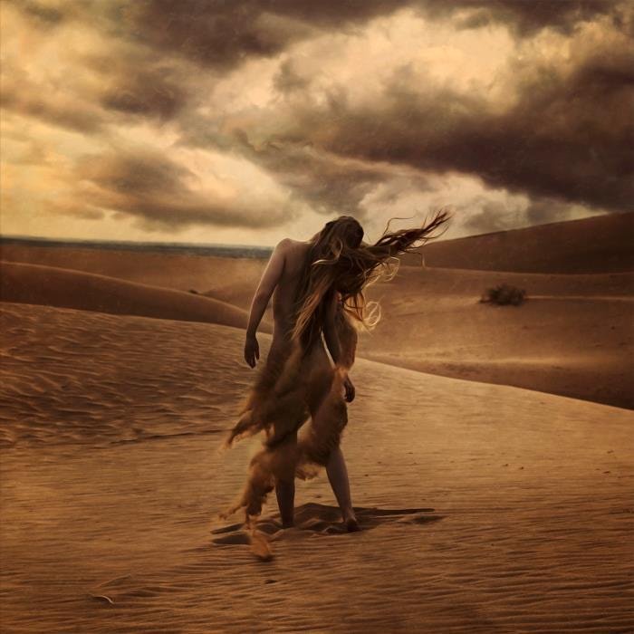 Photograph Eye of the Storm by Brooke Shaden on 500px