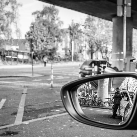 Reflection, Sony SLT-A77V, Sony DT 16-105mm F3.5-5.6 (SAL16105)